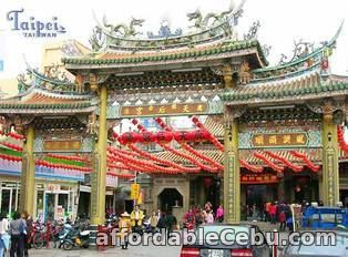 1st picture of Taipei Taiwan 4 days tour package Offer in Cebu, Philippines