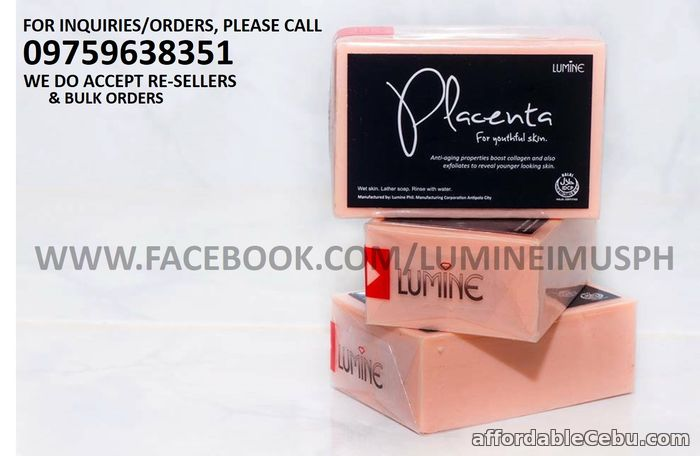 3rd picture of Lumine Natural Beauty Soap For Sale in Cebu, Philippines
