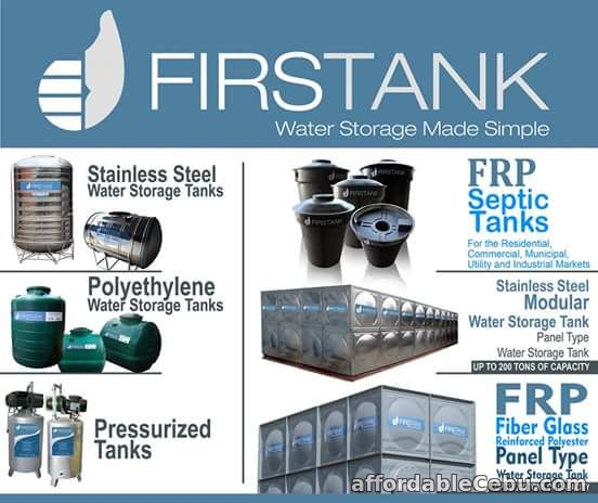 1st picture of Firstank Water Tank for Sale For Sale in Cebu, Philippines