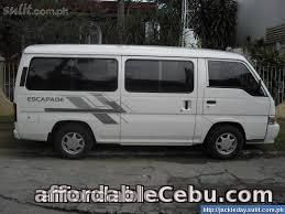 1st picture of Sunscreen Travel Services Offers: Van Rental For Rent in Cebu, Philippines