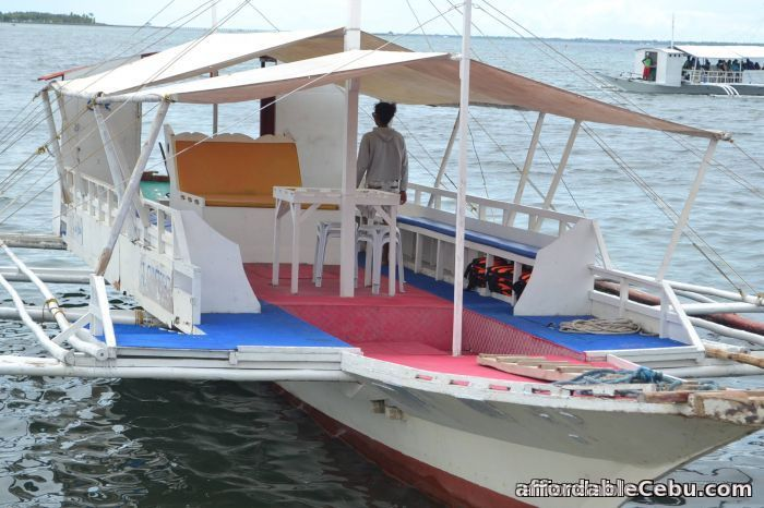 1st picture of Sunscreen Travel Services Offers: Boat Rental For Island Hopping For Rent in Cebu, Philippines