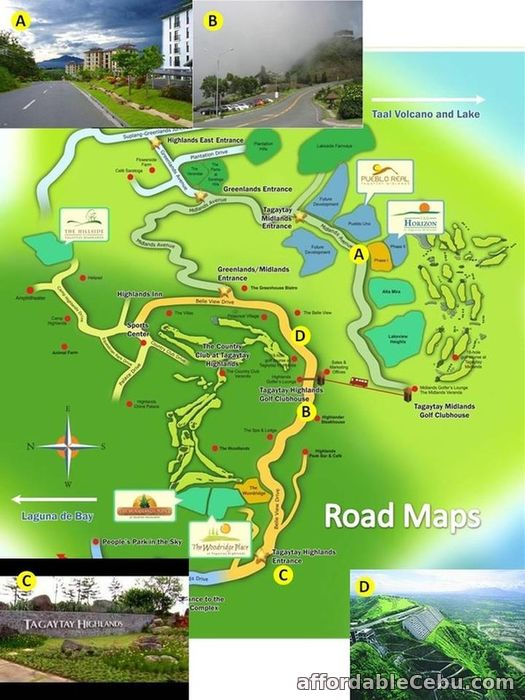 1st picture of FOR SALE: Tagaytay Highlands Lot For Sale in Cebu, Philippines