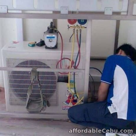 1st picture of Aircon Cleaning,Repair and Installation Offer in Cebu, Philippines