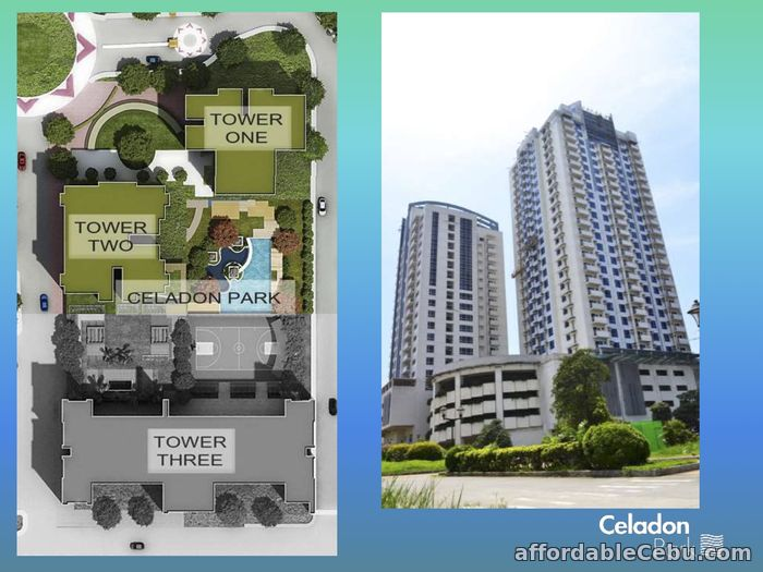 1st picture of FOR SALE: Celadon Park Tower 2 For Sale in Cebu, Philippines