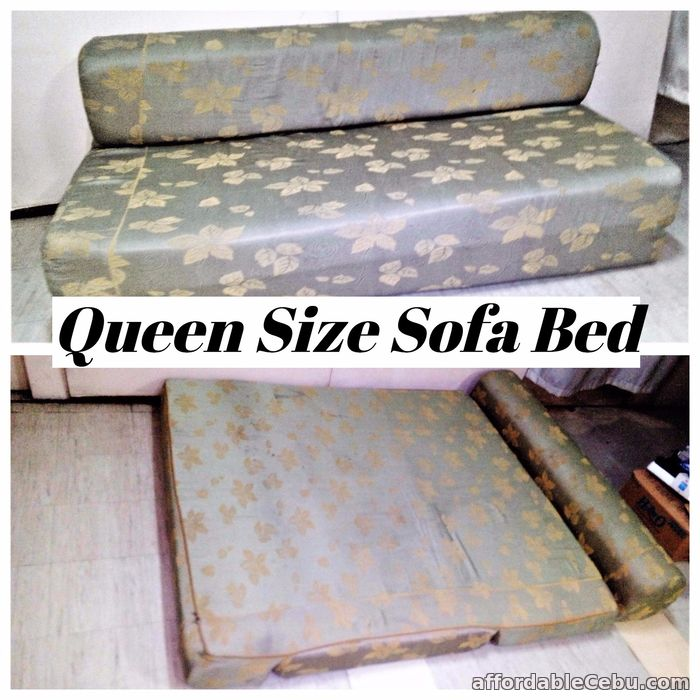 1st picture of Queen size sofa bed ( Milan Brand ) For Sale in Cebu, Philippines