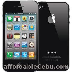 1st picture of Brand New Original iPhone 4S for sale For Sale in Cebu, Philippines