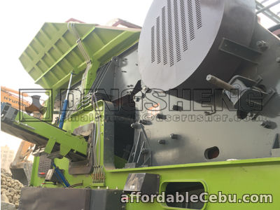 1st picture of Maintenance Methods about Stationary and Mobile Hammer Crusher For Sale in Cebu, Philippines