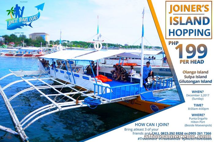 1st picture of Island Hopping in Mactan Cebu For Rent in Cebu, Philippines