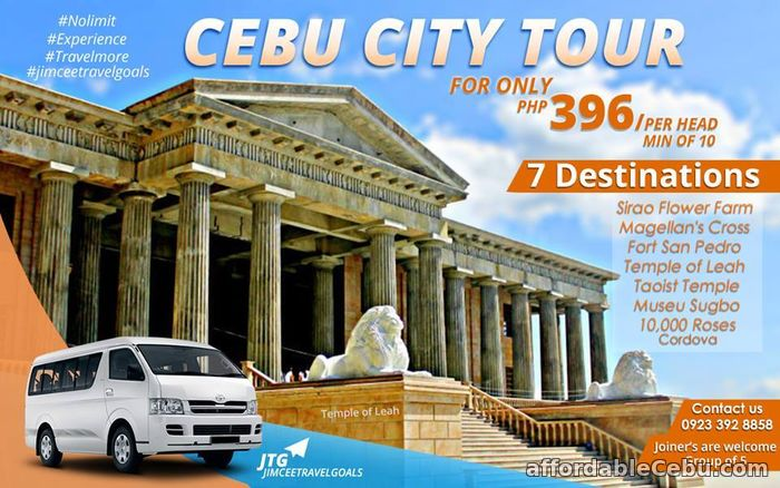 1st picture of Van For Rent Mactan Cebu City Tour For Rent in Cebu, Philippines