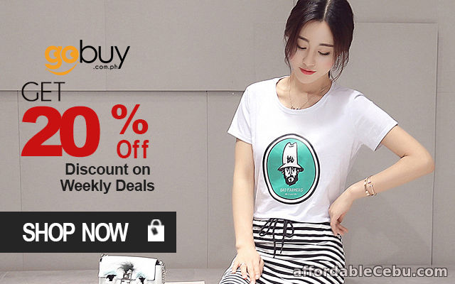 1st picture of GoBuy  Online Fashion Philippines For Sale in Cebu, Philippines