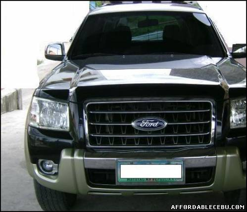 Picture of Automatic Car for Sale in Cebu - Ford Everest 3.0 diesel 4x4 -07 For Sale in Cebu, Philippines