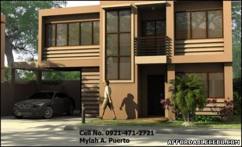 1st picture of House and Lot in Raphael Homes, Talisay City at 3M For Sale in Cebu, Philippines