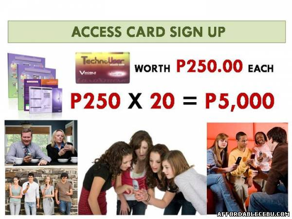 2nd picture of No SIM needed but load all networks for only 250 pesos For Sale in Cebu, Philippines