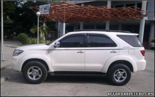 3rd picture of Toyota Fortuner 4x2 matic diesel -06 For Sale in Cebu, Philippines