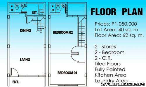 3rd picture of BF Katrina Model at Php1,100,000 For Sale in Cebu, Philippines