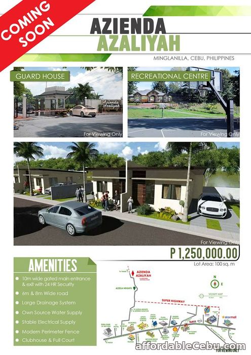 3rd picture of Single detached house as low as P7,777 a month For Sale in Cebu, Philippines