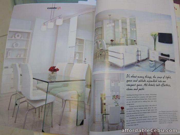4th picture of Condo Unit For SALE At TWO SERENDRA Taguig For Sale in Cebu, Philippines