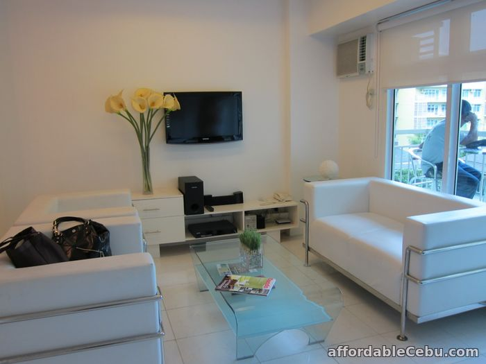 2nd picture of Condo Unit For SALE At TWO SERENDRA Taguig For Sale in Cebu, Philippines
