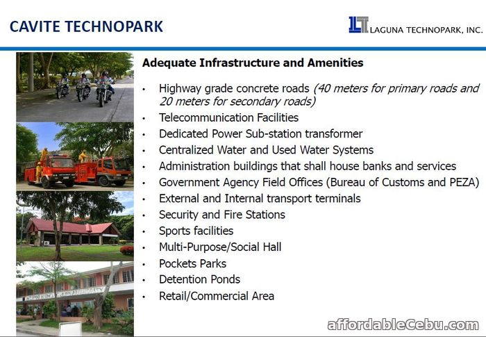 3rd picture of Cavite Technopark Industrial Lot For Sale in Cebu, Philippines