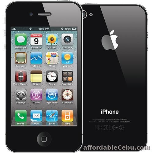 1st picture of Brand New Original iPhone for sale For Sale in Cebu, Philippines
