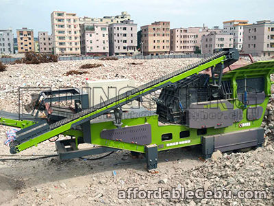 1st picture of Five Noteworthy Advantages of Full-automatic Mobile Crushing Station For Sale in Cebu, Philippines