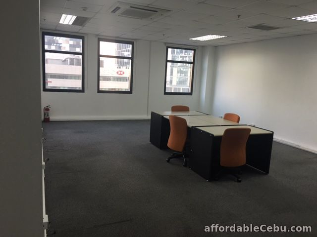 1st picture of FOR LEASE: Office Space Fort Legend Tower For Rent in Cebu, Philippines