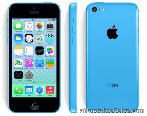 1st picture of Brand New ORIGINAL Authentic iPhone 5C for Sale For Sale in Cebu, Philippines