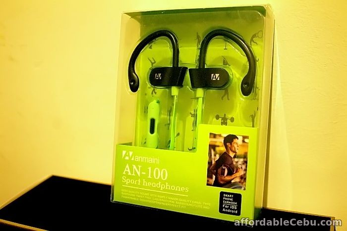 1st picture of Brand New Headphones Sports Headphones For Sale in Cebu, Philippines