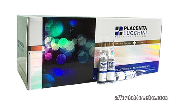 1st picture of Lucchini placenta Philippines For Sale in Cebu, Philippines