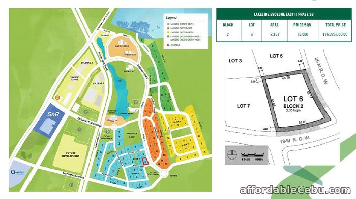 4th picture of Nuvali Lakeside Evozone East For Sale in Cebu, Philippines