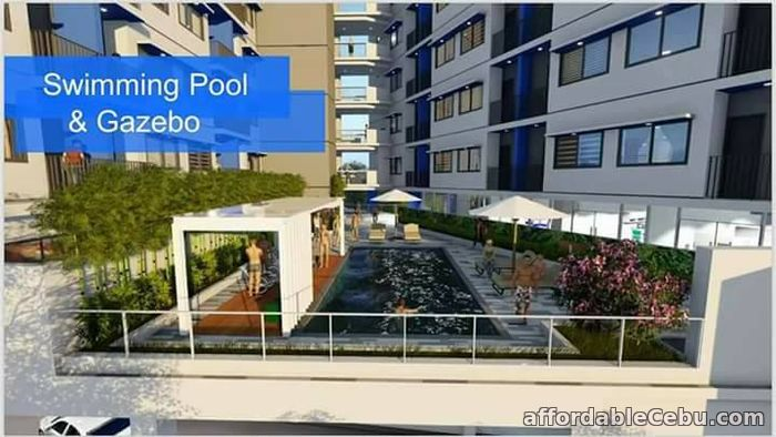 3rd picture of Gold investment in Northwoods Place as low as P3,958 a month only juse beside Ateneo School For Sale in Cebu, Philippines