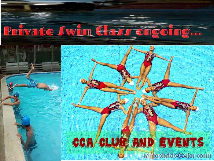 1st picture of SWIMMING TUTOR Offer in Cebu, Philippines
