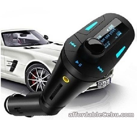 1st picture of Brand New Original Car MP3 Player Wireless FM Tuner For Sale in Cebu, Philippines