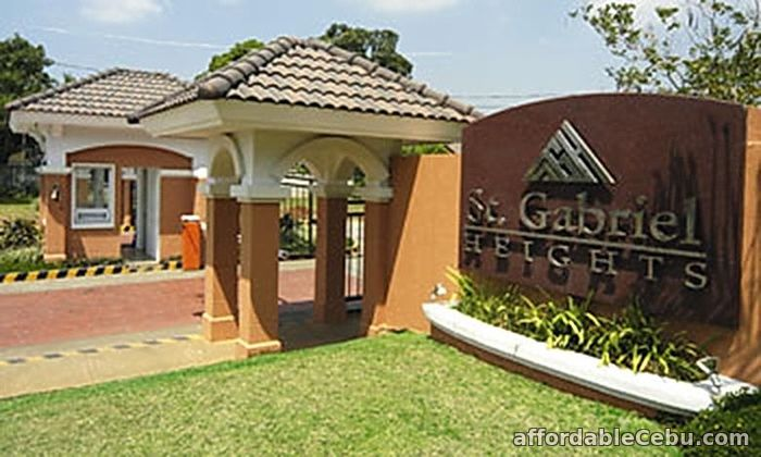 1st picture of FOR SALE: Lot in Avida Communities St. Gabriel Heights For Sale in Cebu, Philippines