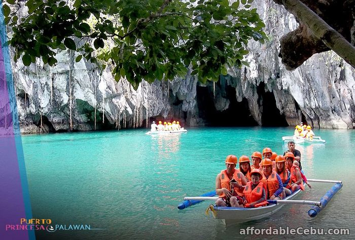 3rd picture of Tricity Palawan tour package, 7 days Puerto Princesa El Nido Coron Offer in Cebu, Philippines
