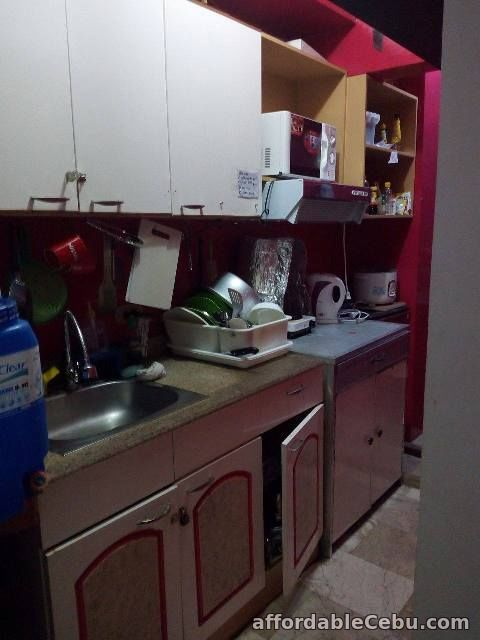 4th picture of Male Transient Bedspace Dormitory Katipunan UP AREA P550 NIGHT 24 Hour Aircon For Rent in Cebu, Philippines