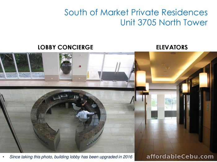 2nd picture of FOR SALE: South of Market Private Residences For Sale in Cebu, Philippines
