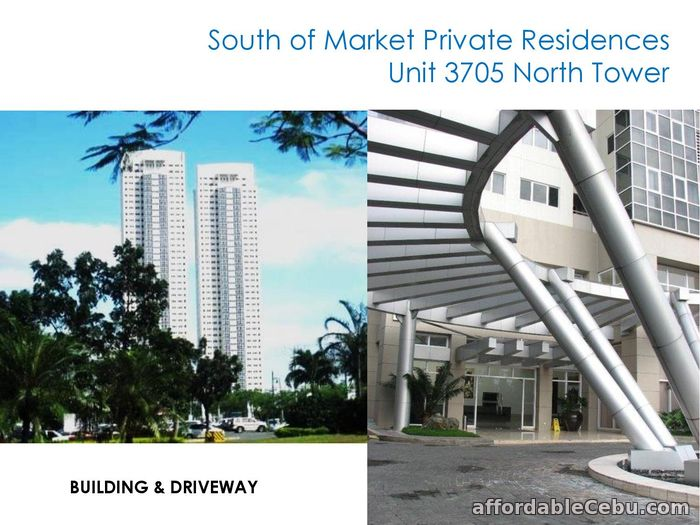 1st picture of FOR SALE: South of Market Private Residences For Sale in Cebu, Philippines