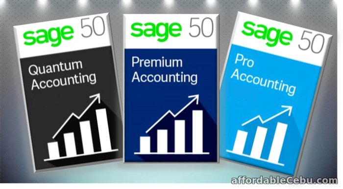 1st picture of SAGE Pro Accounting: Easy to use and Basic Accounting For Sale in Cebu, Philippines