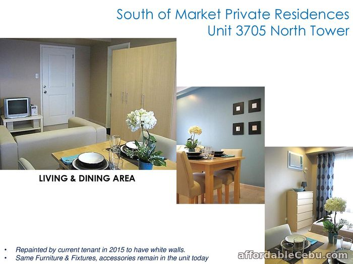 5th picture of FOR SALE: South of Market Private Residences For Sale in Cebu, Philippines