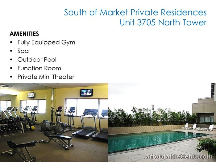 3rd picture of FOR SALE: South of Market Private Residences For Sale in Cebu, Philippines