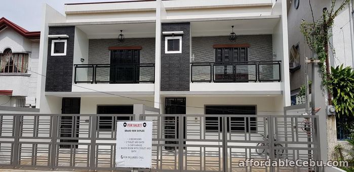 1st picture of FOR SALE: Duplex Townhouse P9,300,000.00 For Sale in Cebu, Philippines