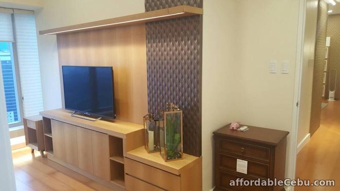 1st picture of FOR SALE: 2 Bedroom Fully Furnished Unit at Beaufort, Bonifacio Global City For Sale in Cebu, Philippines