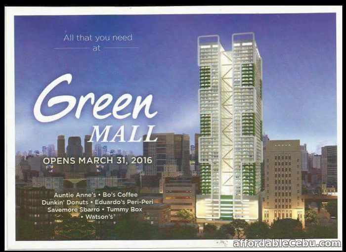 1st picture of FOR RENT: Units in Green Residences by SMDC For Rent in Cebu, Philippines