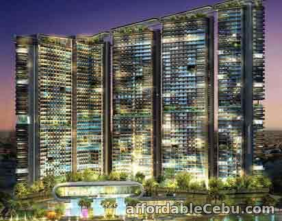 1st picture of FOR SALE: 2 Bedroom Fully Fitted Unit at Acqua Iguazu Building For Sale in Cebu, Philippines