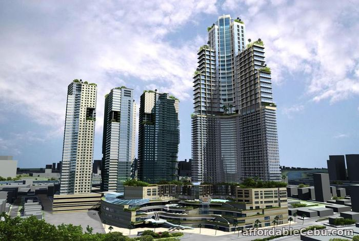 2nd picture of FOR SALE: The Gramercy Residences by Century Properties For Sale in Cebu, Philippines