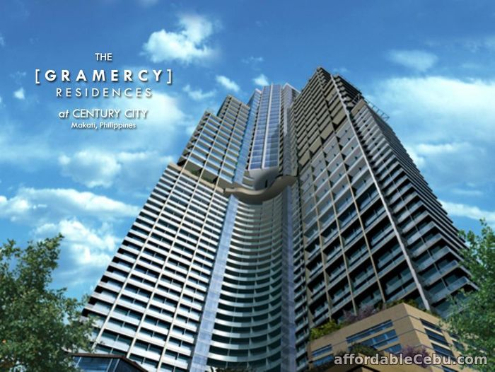 1st picture of FOR SALE: The Gramercy Residences by Century Properties For Sale in Cebu, Philippines