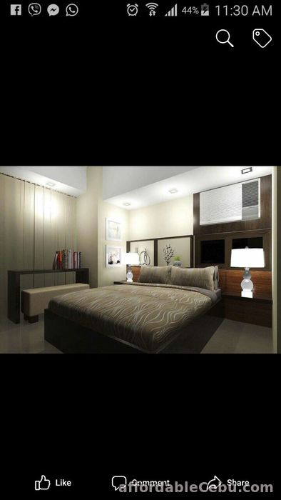 1st picture of FOR RENT: Condominium Unit at Viceroy Tower 2 in Mckinley Hill by Megaworld For Rent in Cebu, Philippines