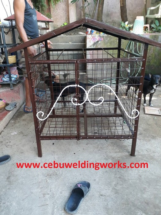 3rd picture of for sale brandnew collapsible dogcage 3x4x4 free delivery in cebu for 6900 For Sale in Cebu, Philippines