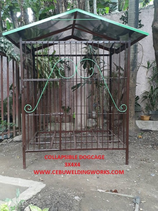 2nd picture of for sale brandnew collapsible dogcage 3x4x4 free delivery in cebu for 6900 For Sale in Cebu, Philippines